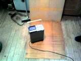 Калибровка осциллографа С1-134.mp4