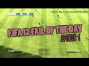 FIFA 12 FAIL OF THE DAY EPISODE 1 ONLINE ULTIMATE TEAM XBOXMEDIEN (HD)