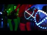 Световое шоу Звента-Свентана, светодиодное шоу, неоновое шоу.