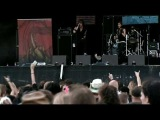 Deadlock - The Brave / Agony Applause (Live At WFF 2009)