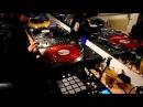 DJ Q-Bert and DJ Nelson Scratch Homepractice 2010 Part II