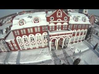 Аэро фото видео съемка (аэровоздушная съемка)