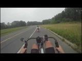 Лигерады или лежачие велосипеды (Longest Day Ride 2011 - Al, Rob and Marc - Recumbent Bike Challenge!)