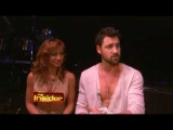 Maks & Karina Backstage on Broadway in