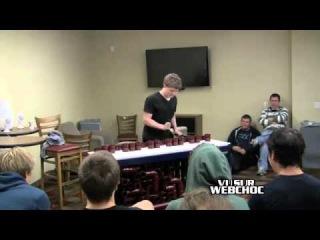 Kent Jenkins Il construit son propre instrument et joue des morceaux hallucinants