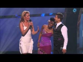 SYTYCD Season 8 - Top 8 - Sasha & A.S. Pasha - Ballroom - Quickstep