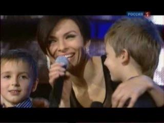 Л.М.Л. - Виа Гра (Надежда Мейхер-Грановская с сыном Игорем и Альбина Джанабаева с сыном Костей, Детская Новая волна, 2009)