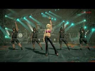 DanceEvolution(Xbox 360) MY SUMMER LOVE