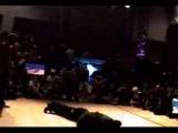 K-Mel (Boogie Bratz/Zulu Kingz) vs. Steelo (Killa4nia)