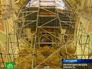 Триумфальная реставрация с божьей помощью | Новости НТВ | Телекомпания НТВ. Официальный сайт