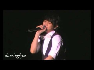 110814 United Cube Concert - Yoseob & G.NA What I'd Do If I Have a Lover