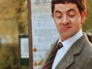 Mr Bean - Bus Stop, Lady and Pram