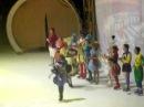 Джонни Вейр в шоу Алиса в стране чудес финал 2