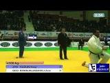 Judo 2011 World Masters Baku Keiji Suzuki (JPN) - Zviad Khanjaliashvili (GEO) +100kg
