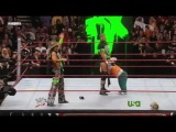 wwe DX attacks Hornswoggle 11/16/09