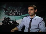 Jesse Bradford interview for Flags of Our Fathers