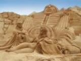 Esculturas Gigantes de Areia Giant Sand Sculptures