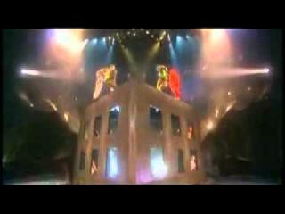 Цирк Солнца Акробаты Cirque du Soleil La Nouba