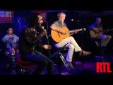 Daby Toure &amp Maxime Le Forestier - San Francisco en live sur RTL et en hd