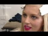 Anja Rubik  Model Talk Spring Summer 2011   FashionTV - FTV.com