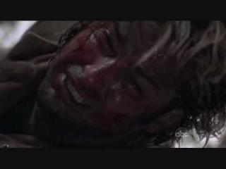 10 сцен сериала, который мы никогда не забудем: #4, Инцидент: падение Джулиет и взрыв бомбы (сцена из 16 серии 5 сезона