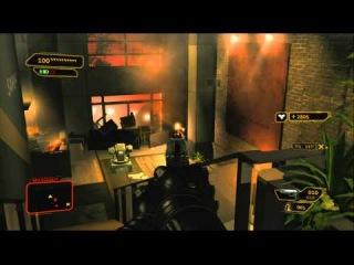 Прохождение игры Deus Ex Human Revolution (Часть 3)