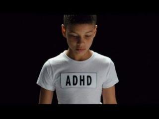 Социальный ролик против ярлыков в детской психиатрии.