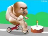 Для тех, кому понравилось видео про коров (cyriak's animation mix)