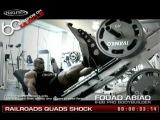 Railroad Quads Shock with Fouad Abiad