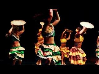 AXE CAPOEIRA - Afro-Brazilian Martial Arts Festival