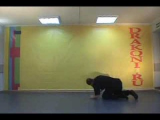 Обучающее видео break dance(брейк-данс): windmill (гелик)