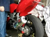 1998 Honda VTR1000F with Yoshimura Stainless Oval & Race Baffle 001