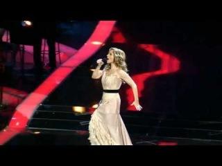 LARA FABIAN (4U) - Toccami - (Moskow 04-11-2010) Я тебя люблю [HD] 1080p