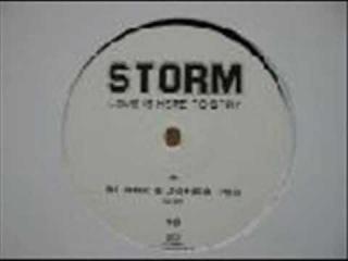 Storm - Love Is Here To Stay (Blank & Jones Rmx)