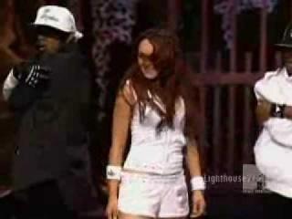 Lindsay Lohan Dance 2004 MTV Movie Awards
