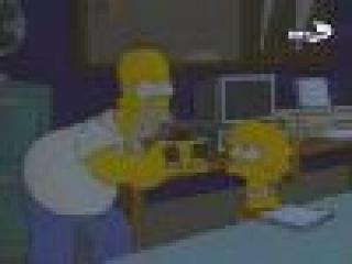 Гомер Симпсон поет!!
