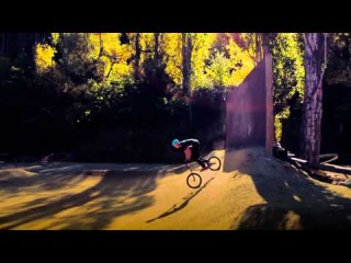 Dirt BMX jam with George and Louis Bolter - Gorge Road Jump Park