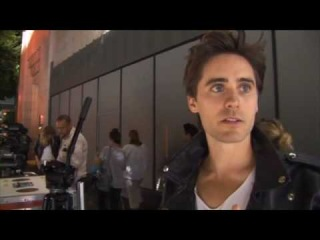 30 Seconds To Mars как снимали клип на песню Kings And Queens