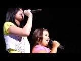 Деми Ловато и её сестра Медисон - This is Me (Мечиган)