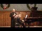 Вячеслав Круглик. Соната для кларнета и фортепиано (II Andantino)