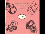 String Quartet No 3 Begining - Michael Nyman &amp Balanescu Quartet - String Quartets 1-3