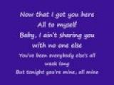 Chuck Wicks - Mine All Mine (with lyrics)