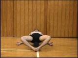 ストレッチ 骨盤調整 膝開き Form roller hip bone reset