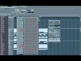 Gangsta Hip-Hop Beat in fl studio #2(free mp3 download)