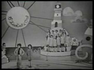 La Ciribiricoccola - 16° Zecchino d'oro 1974
