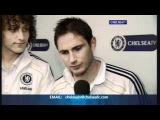 Frank Lampard, David Luiz and Fernando Torres's interview after the match against West Ham.