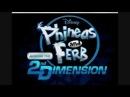 Финес и Ферб - Через второе измерение (HD 2011)