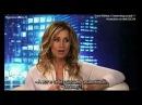 Lara Fabian - Benezra reçoit /русские субтитры/