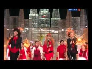 Заклепки .Рождественская песенка года 2011(Тёмка в Москве)