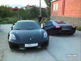 Машины (Рамзана Кадырова) ЧЕЧЕНСКАЯ МАФИЯ